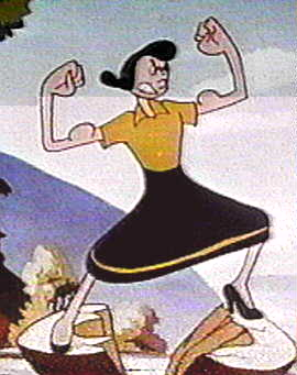 Who is Olive Oyl