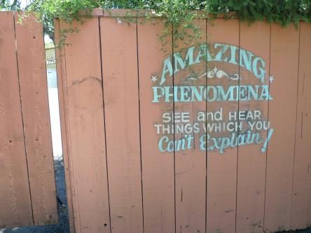 amazing phenomena
