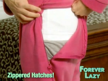 zippered hatches