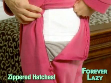 zippered hatches