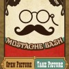 mustache bash app